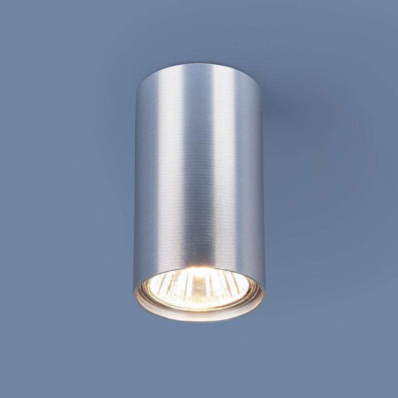 Elektrostandard 1081 GU10 SCH сатин хром