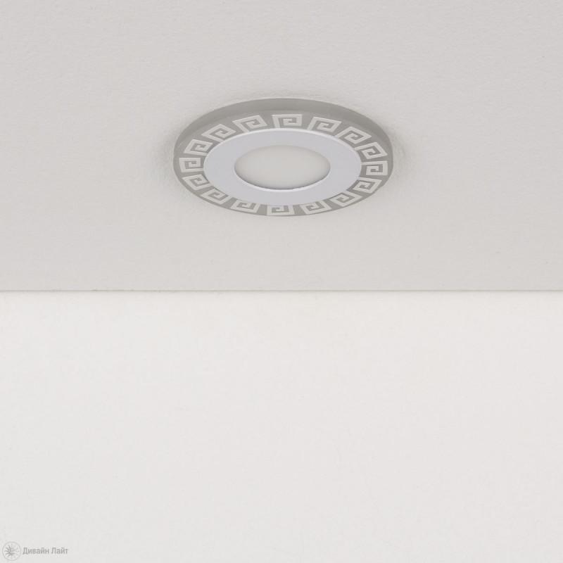 Elektrostandard DSS002 6W 4200K elektrostandard лампочка elektrostandard led c37 cd 6w 3300k e14