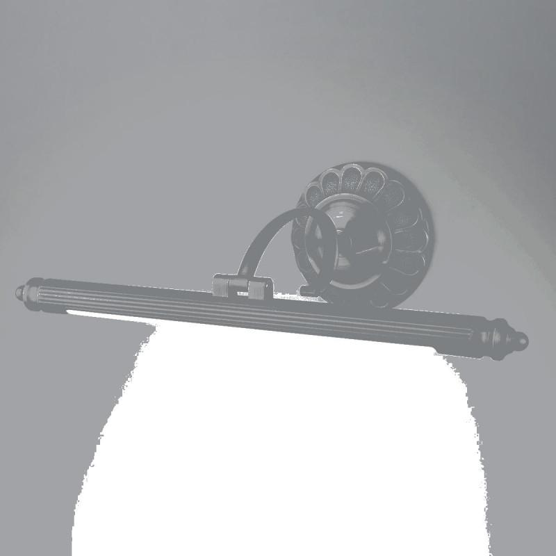 Elektrostandard Luara LED бронза (MRL LED 8W 1015 IP20 ) elektrostandard лампа светодиодная elektrostandard свеча на ветру сdw led d 6w 3300k e14 4690389085505