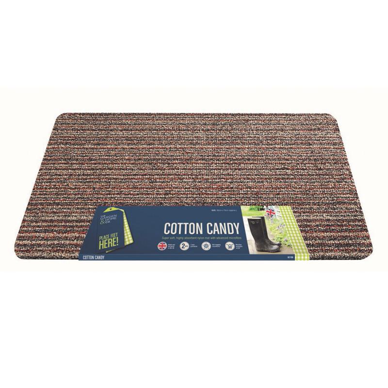 Gardman Коврик придверный candy хлопковый 70х100 см коврик придверный gardman country 50 х 75 см