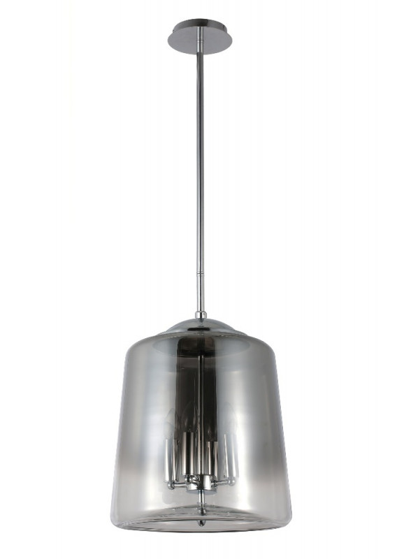 Crystal Lux MILAGRO SP4 B CHROME подвесной светильник crystal lux krus sp4 bell