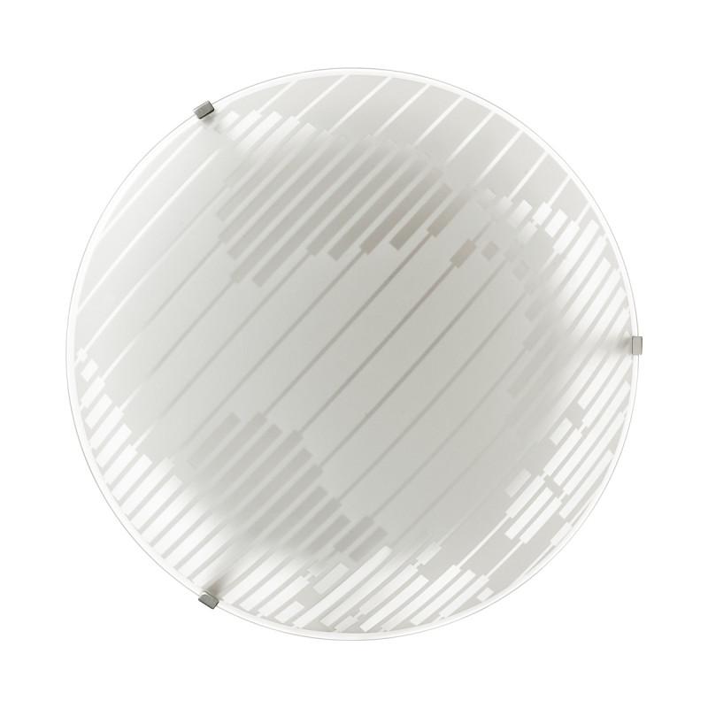 Sonex 2065/BL SN18 000 хром/белый Н/п светильник LED 24W 220V STRAPA sonex 256 sn15 000 provenc gold white