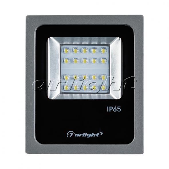 Arlight Светодиодный прожектор AR-FLAT-ARCHITECT-20W-220V Warm (Grey, 50x70 deg) arlight светодиодный прожектор ar flat architect 20w 220v day grey 50x70 deg