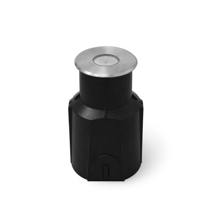 Maysun Встраиваемый светодиодный светильник B4A0106-1x3W-RGB-30-12V-IP68 встраиваемый светильник maysun th 100 5w silver теплый белый