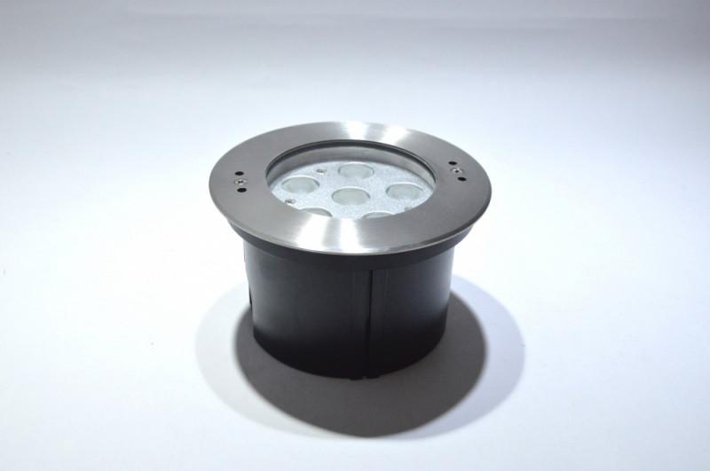 Фото Maysun Встраиваемый  светодиодный светильник B4Y0A606-6x3W-WW-30-24V-IP68. Купить с доставкой