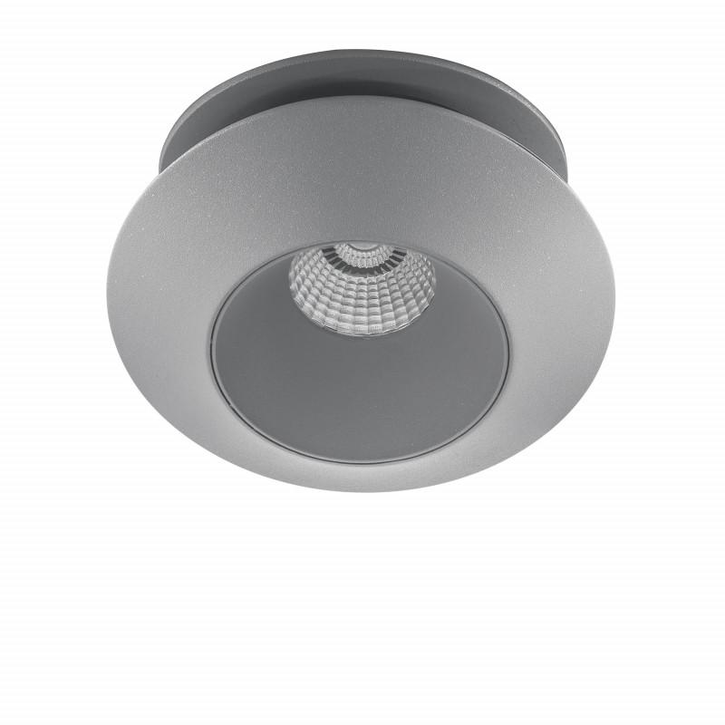 Фото Lightstar 051309 Светильник ORBE LED15W 1240LM 60G СЕРЫЙ 3000K (в комплекте), шт. Купить с доставкой