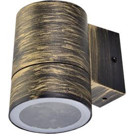 ECOLA Ecola GX53 LED 8003A светильник накладной IP65 прозрачный Цилиндр металл. 1*GX53 Черненая бронза 114 ecola ecola gx53 led 8003a светильник накладной ip65 прозрачный цилиндр металл 1 gx53 белый матовый 114x1