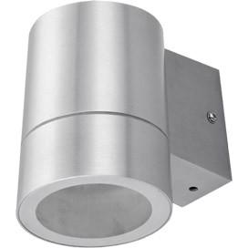 ECOLA Ecola GX53 LED 8003A светильник накладной IP65 прозрачный Цилиндр металл. 1*GX53 Cатин-хром 114x140x ecola ecola gx53 led 8003a светильник накладной ip65 прозрачный цилиндр металл 1 gx53 белый матовый 114x1