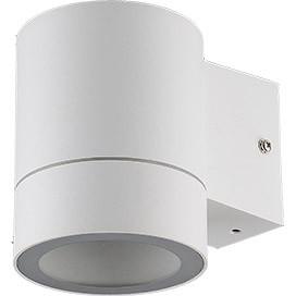 ECOLA Ecola GX53 LED 8003A светильник накладной IP65 прозрачный Цилиндр металл. 1*GX53 Белый матовый 114x1 комплект постельного белья mirarossi veronica pink