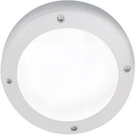 ECOLA Ecola GX53 LED B4139S светильник накладной IP65 матовый Круг алюмин. 1*GX53 Белый 145x145x65 ecola ecola gx53 led 8003a светильник накладной ip65 прозрачный цилиндр металл 1 gx53 белый матовый 114x1