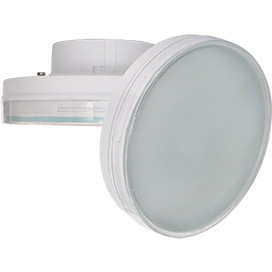 Фото ECOLA Ecola GX70 LED 10,0W Tablet 220V 6400K матовое стекло 111х42 dia 400mm 900w 220v w 3m psa