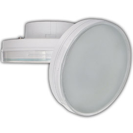 Фото ECOLA Ecola GX70 LED 10.0W Tablet 220V 4200K матовое стекло 111х42 dia 400mm 900w 220v w 3m psa