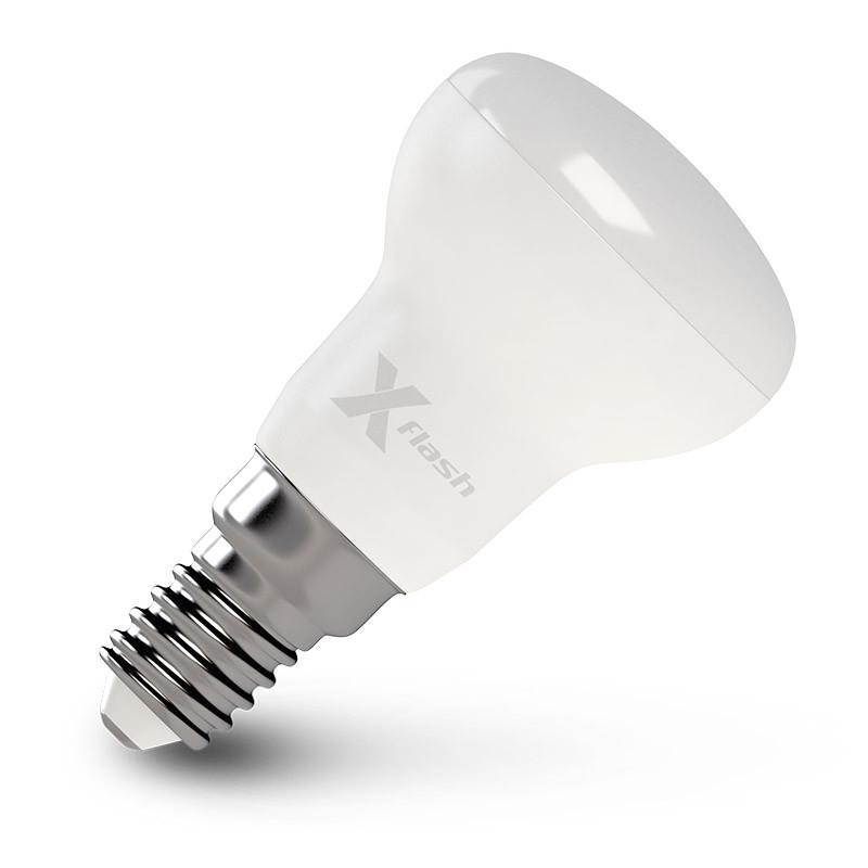 Фото X-Flash Лампа LED X-flash XF-E14-R39-4W-3000K-230V (арт.48410). Купить с доставкой