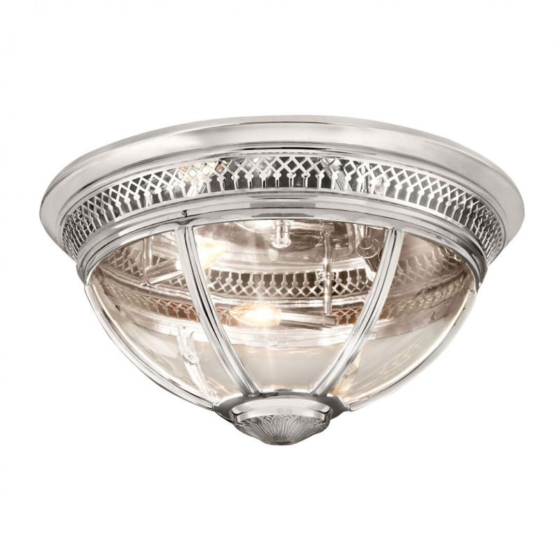 Фото DeLight Collection Потолочный светильник Residential Nickel 4. Купить с доставкой