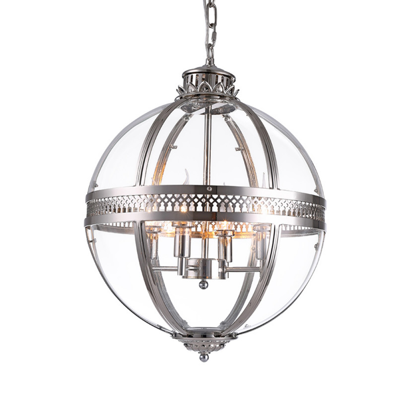 DeLight Collection Подвесной светильник Residential Nickel 4