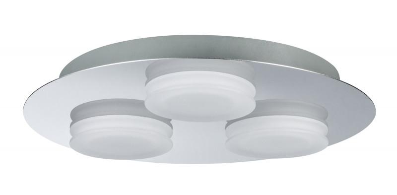 Paulmann WD Doradus IP23 LED 3x5W 250mm Chr Mt/Ks paulmann vanja pendell max3x20w wei klar glas mt