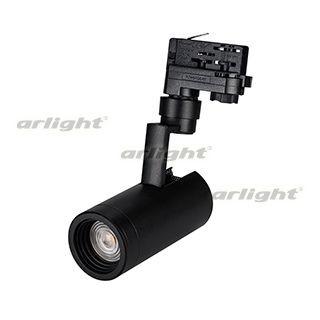 Arlight Светильник LGD-ZEUS-4TR-R67-10W Warm (BK, 20-60 deg) tr bk