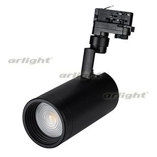 Arlight Светильник LGD-ZEUS-4TR-R100-30W Warm (BK, 20-60 deg) tr bk