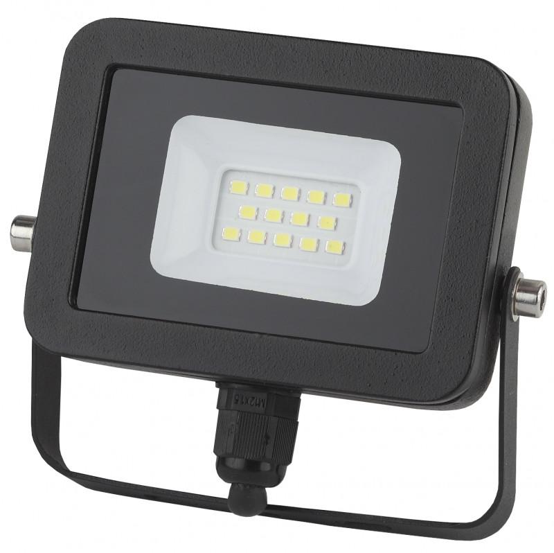 ЭРА ЭРА LPR-10-6500К-М SMD Eco Slim (60/1080) прожектор светодиодный эра lpr 30 6500к м smd eco slim