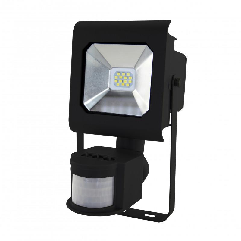 ЭРА ЭРА LPR-10-4000К-М-SEN SMD PRO светодиодный прожектор эра lpr 20 6500к м б0017300