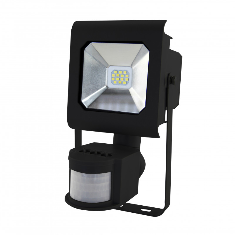 ЭРА ЭРА LPR-10-2700К-М-SEN SMD PRO светодиодный прожектор эра lpr 20 6500к м б0017300