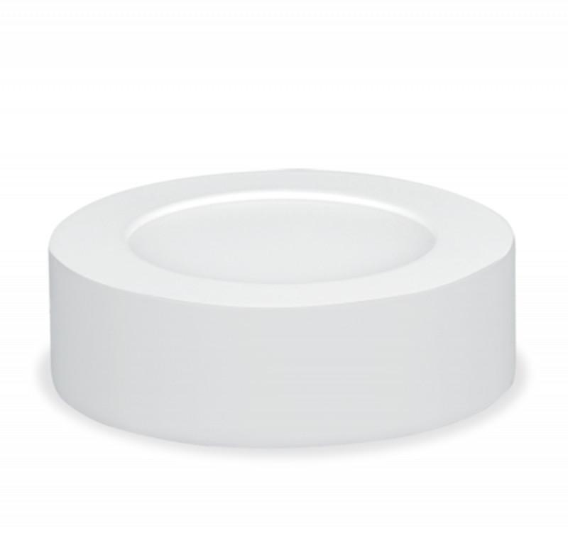 IN HOME Панель сд круглая NRLP-eco 6Вт 230В 4000К 420Лм 120мм белая накладная IP40 IN HOME светильник asd nrlp eco 1445 14w 160 260v 4000к white 4690612004365 page 3
