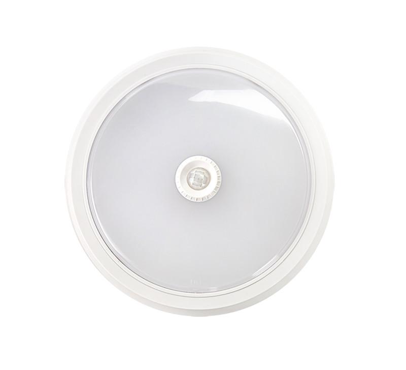 LLT Светильник сд СПБ-2Д 5Вт 230В 4000К 400лм 155мм c датчиком белый LLT llt колодка кзв 10 12 10а 2 5 6мм 12пар