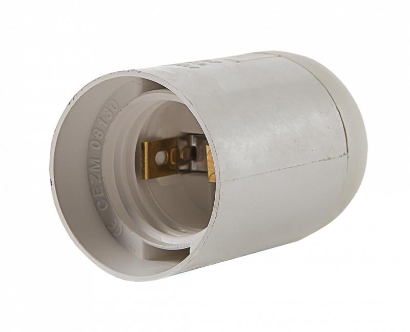 LLT Патрон Е27-ПП пластиковый подвесной
