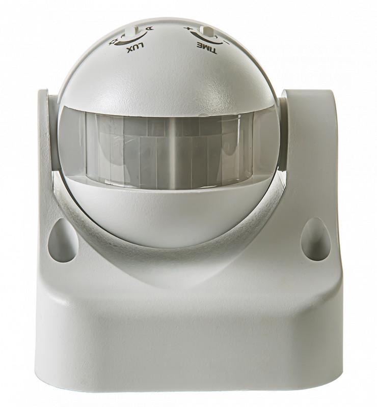 LLT Датчик движения ДД-009-W 1200Вт 180 гр.12м IP44 белый