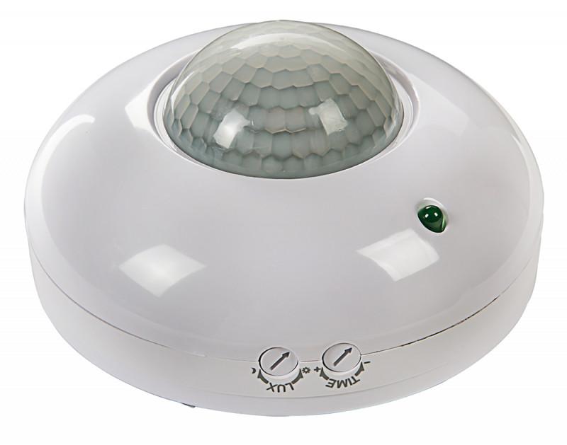 LLT Датчик движения ДД-020B-W 800Вт 360 гр.6м IP33 белый