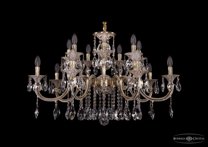 Bohemia Ivele Crystal 1702/7+7/300+150/A/GW bohemia ivele crystal люстра bohemia ivele crystal 1702 7 7 335 150 b gw