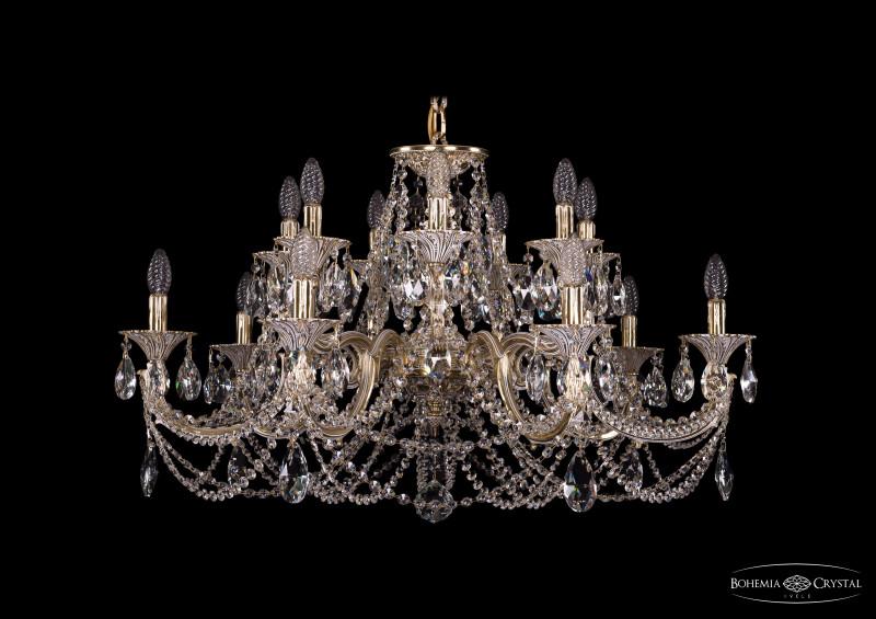 Bohemia Ivele Crystal 1702/7+7/300+150/C/GW bohemia ivele crystal люстра bohemia ivele crystal 1702 7 7 335 150 b gw