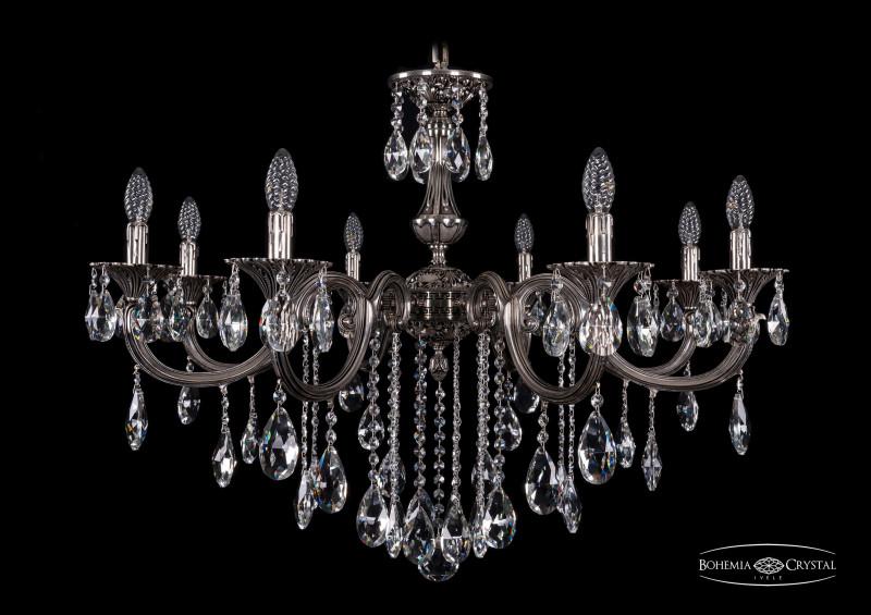 Bohemia Ivele Crystal 1702/8/300/B/NB