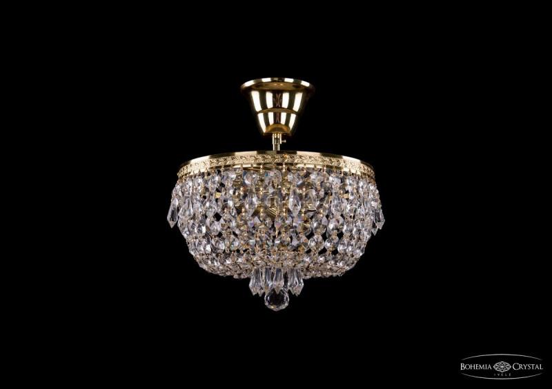 Bohemia Ivele Crystal 1927/25Z/G люстра на штанге bohemia ivele crystal 1927 95 z g