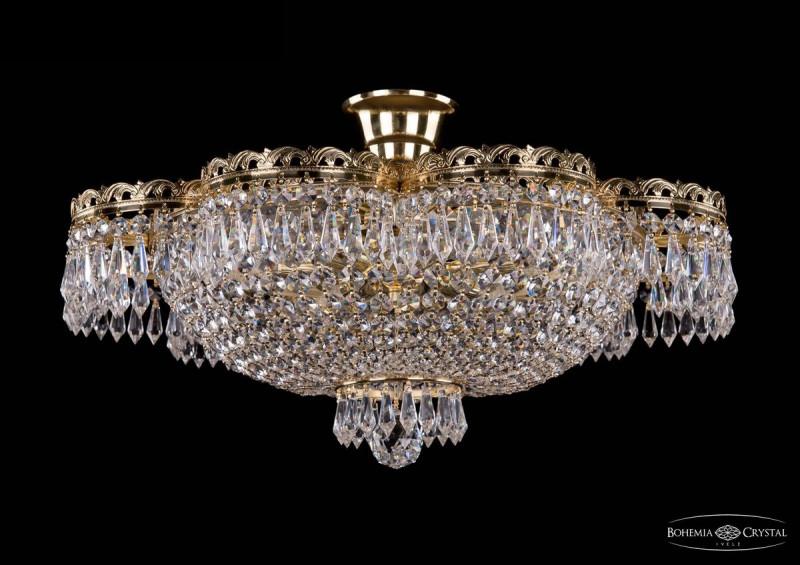 Bohemia Ivele Crystal 1930/55Z/G серьги bohemia style цвет песочный bw1248 8767 17