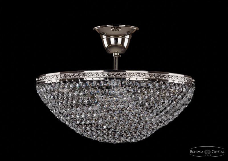 Bohemia Ivele Crystal 1932/35Z/Ni серьги bohemia style цвет песочный bw1248 8767 17