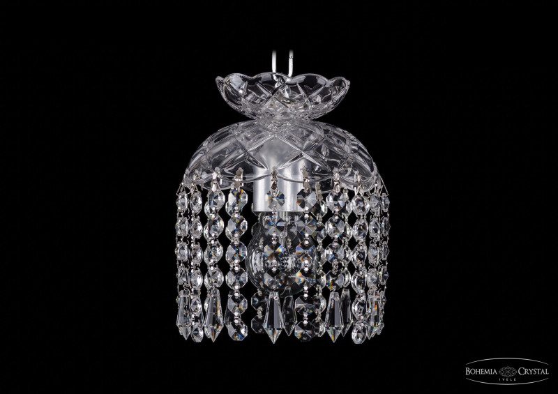 Bohemia Ivele Crystal 7715/15/Ni/Drops bohemia ivele crystal подвесной светильник bohemia ivele crystal 7715 15 ni drops