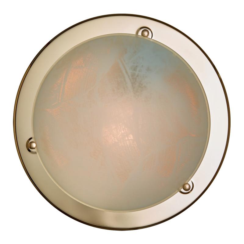 Sonex 221 SOK06 114 золото Н/п светильник E27 2*100W 220V ALABASTRO sonex 126 sok06 117 светлый орех н п светильник e27 100w 220v riga