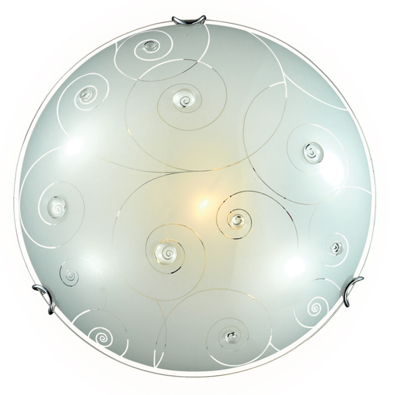 Sonex 247 SN15 041 хром/белый/декор прозрачн Н/п светильник E27 2*100W 220V KAPRI g7ph35ud e to 247