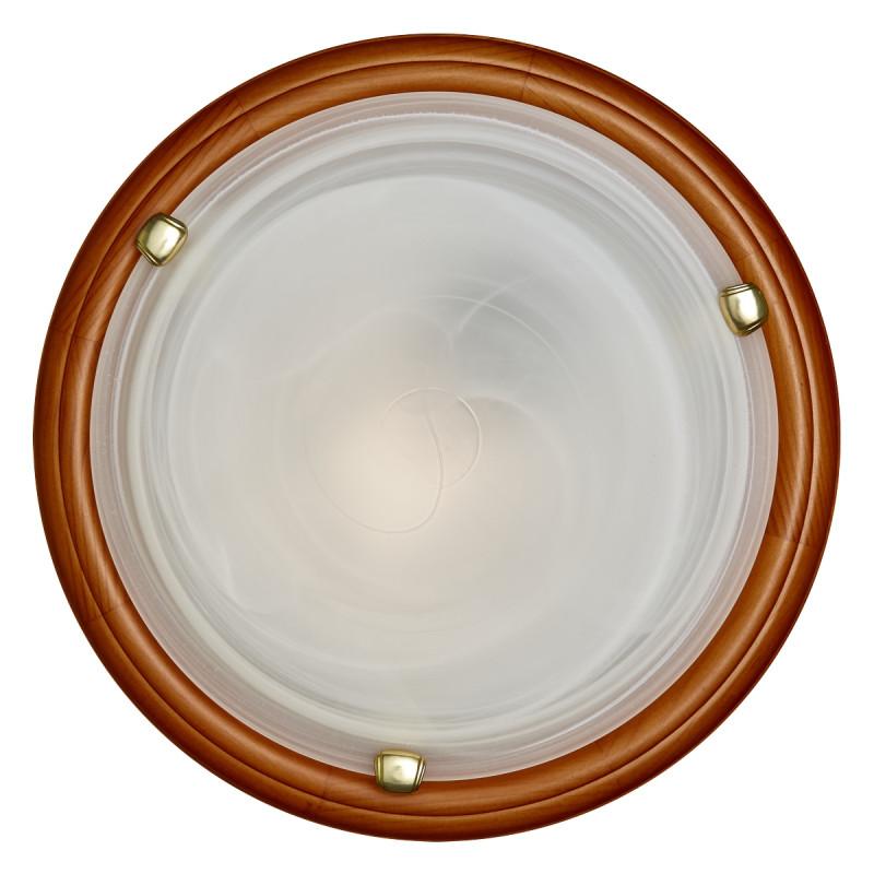 Sonex 259 FB06 110 св. орех/золото Н/п светильник E27 2*100W 220V NAPOLI sonex 060 fb06 051 т орех бронза бра e27 100w 220v greca wood