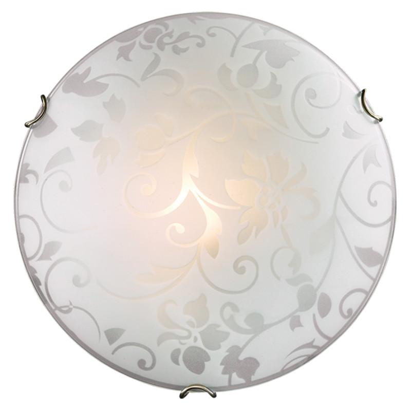 Sonex 308 FBR12 052 белый/бронзовый Н/п светильник E27 3*100W 220V VUALE картина crystalart подарок родителям п 052 craп 052