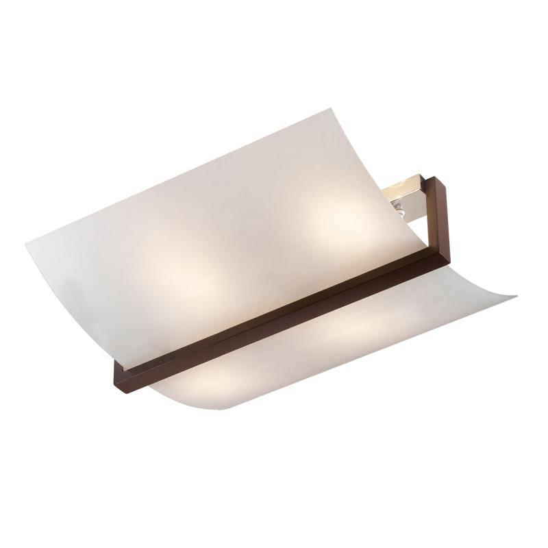 Sonex 4216 FBD11 094 белый/венге Н/п светильник E14 4*60W 220V VENGA sonex venga 2216