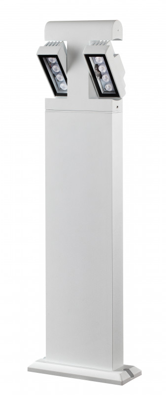 Novotech 357430 NT18 000 белый Ландшафтный светодиодный светильник IP54 8LED SMD3030 8ВW 220-240V KAIMAS