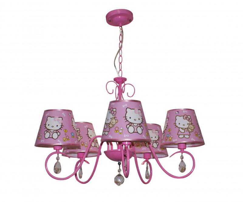 KinkLight 074150 бэби бум комбинезон китти розовый
