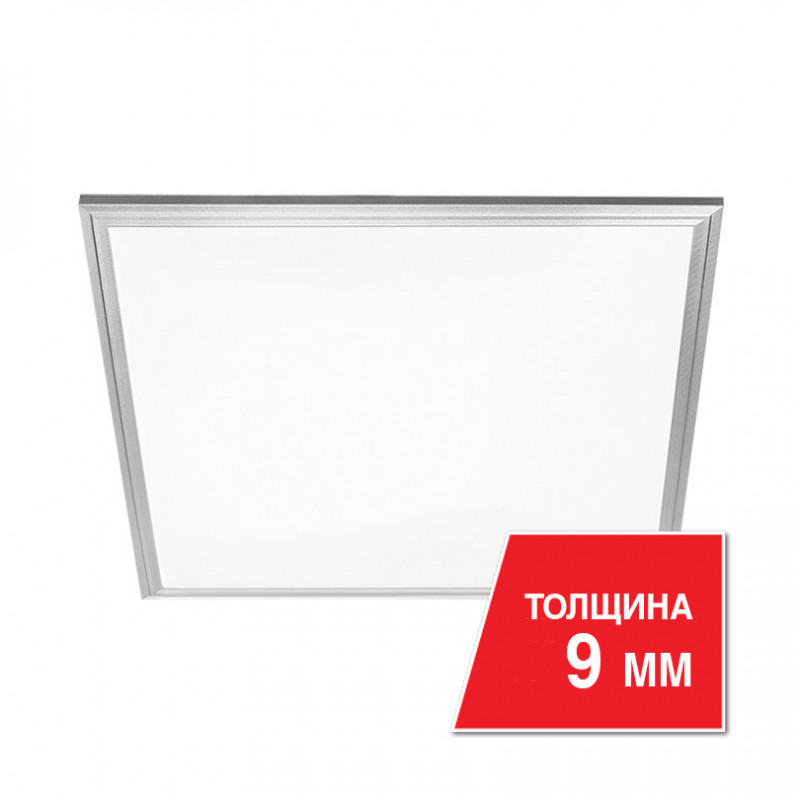 Wolta Панель светодиодная 40Вт 6500К лампа светодиодная wolta 25y55bl9 e27