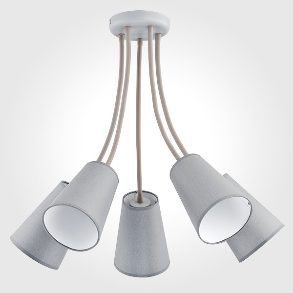 TK Lighting Светильник 2101 Wire Gray подвесная люстра tk lighting 2101 wire gray
