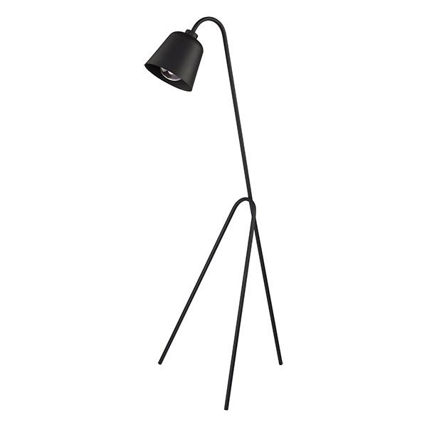 TK Lighting Торшер 2982 Lami Black 1 торшер tk lighting 2981 lami grey 1