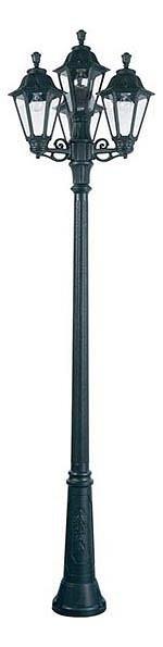 Fumagalli Фонарный столб Rut E26.157.S31.AXE27 фонарный столб fumagalli rut e26 157 000 axe27