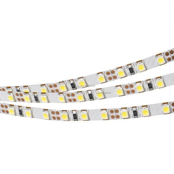Arlight Лента 5 метров RT 2-5000 12V Warm2700 5mm 2x (3528, 600 LED, LUX) лента arlight 015702
