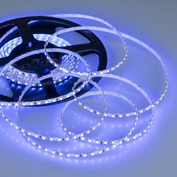 Arlight Лента 5 метров RT 2-5000 12V Blue 5mm 2x (3528, 600 LED, LUX) лента arlight 015702
